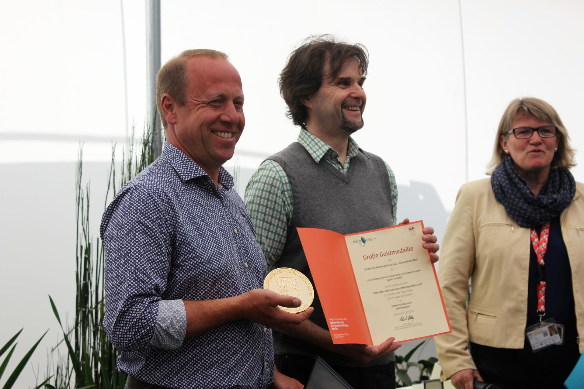Gärtnerei_Falk_Horn_Auszeichnung_Grosse_Goldmedaille_2017_Berlin
