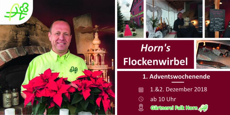 Postkarte_Einladung_Weihnachtsmarkt_Gärtnerei_Falk_Horn_2018_Vorne